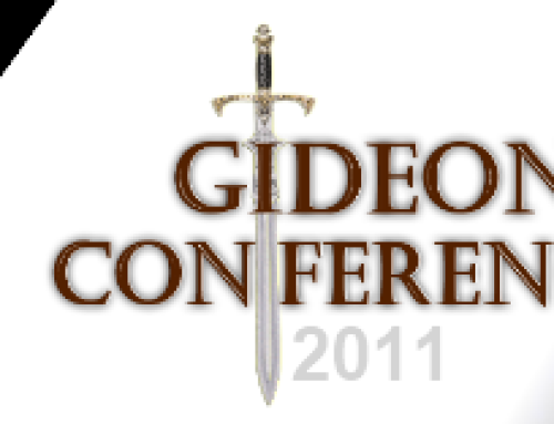 Gideon Conference 2011